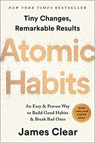 Atomic Habits Book