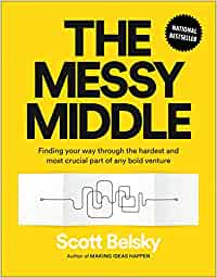 The Messy Middle book